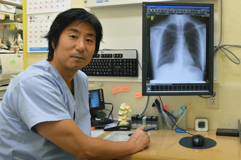 整形外科大瀧隆博医師