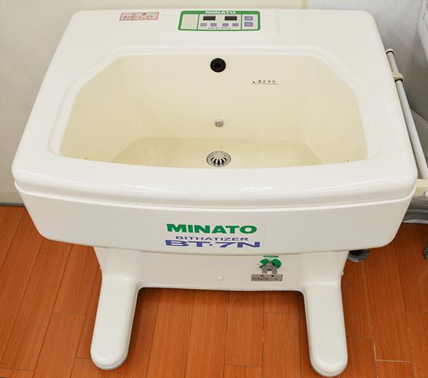 上肢向け温浴療法用装置
